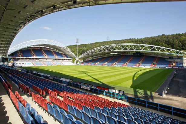 John Smith's Stadium - Huddersfield Town