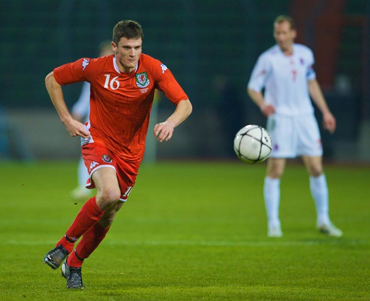 Owain Tudur Jones - Wales