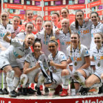 Swansea City Ladies Cup Winners