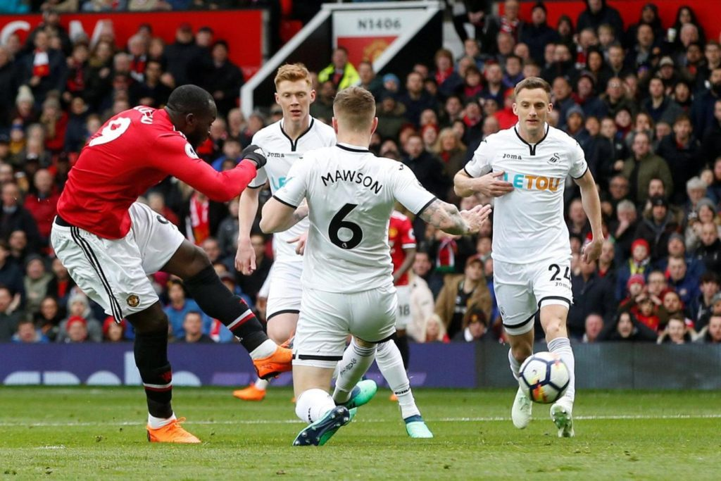 Manchester United v Swansea City 2018