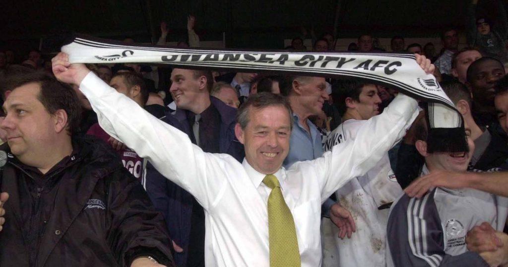 Brian Flynn - Swansea City
