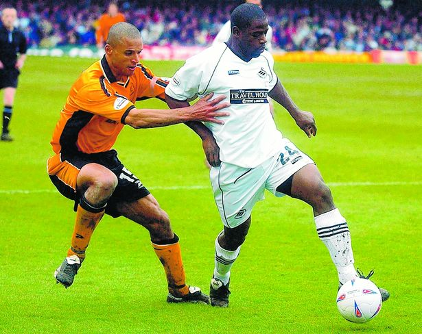 Lenny Johnrose v Hull City