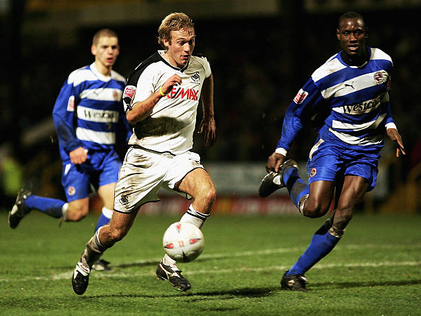 Paul Connor v Reading