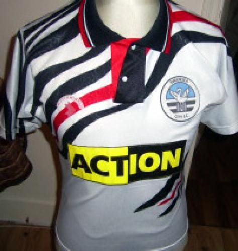 Swansea City shirt 1991-1992