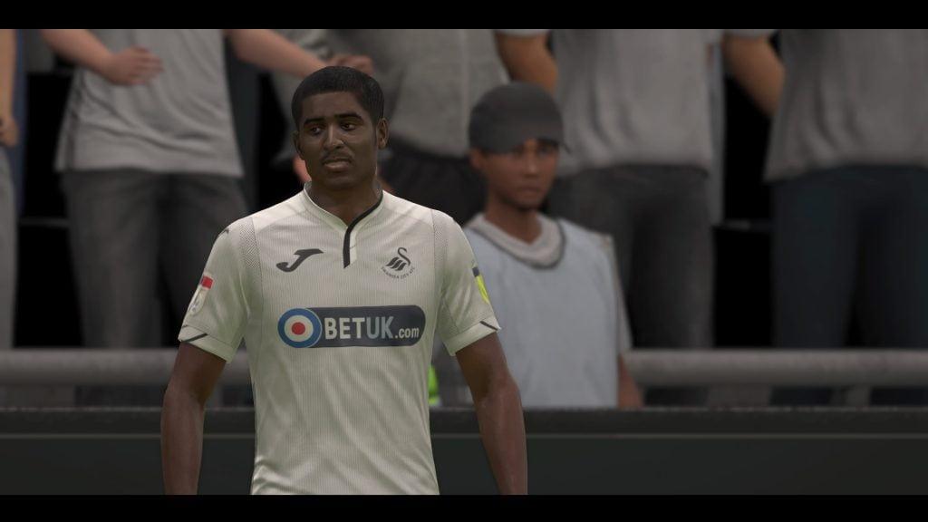 Kyle Naughton in FIFA 19