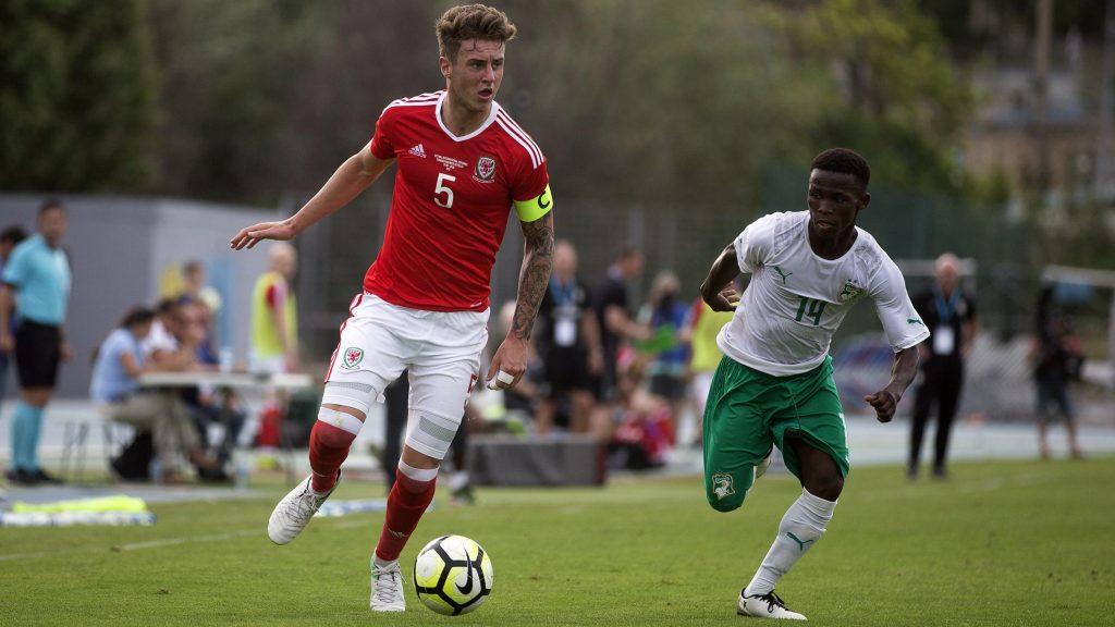Joe Rodon Wales U21s