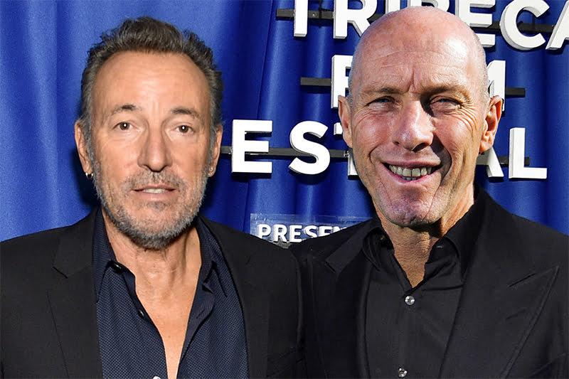 Bruce and Bob