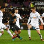 Swans 0 Man City 4 December 2017