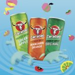 Carabao Energy Drink cans