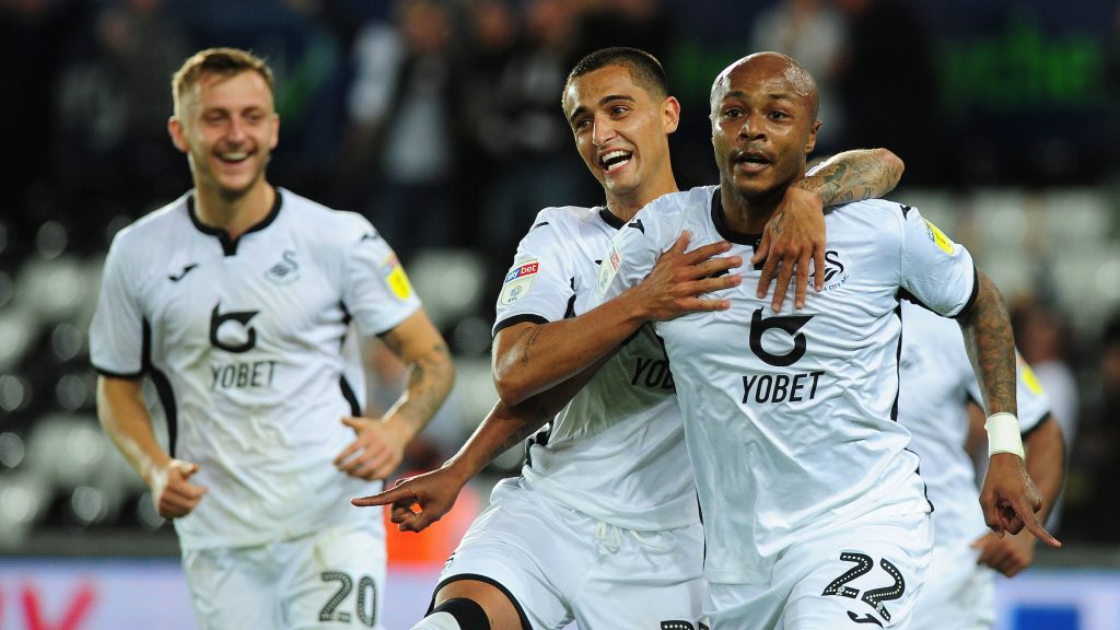 Swansea City v Northampton Town - Carabao Cup First Round