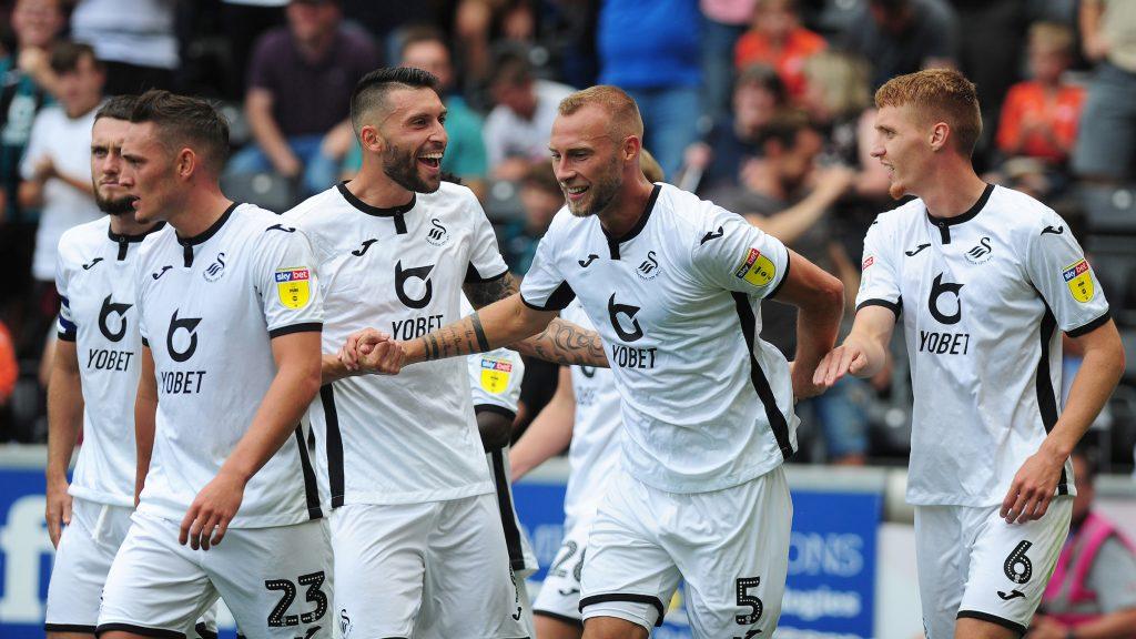 Swansea City v Hull City - Sky Bet Championship