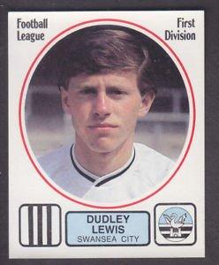Dudley Lewis sticker