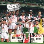 Soccer - Autoglass Trophy Final - Huddersfield Town v Swansea City - Wembley Stadium
