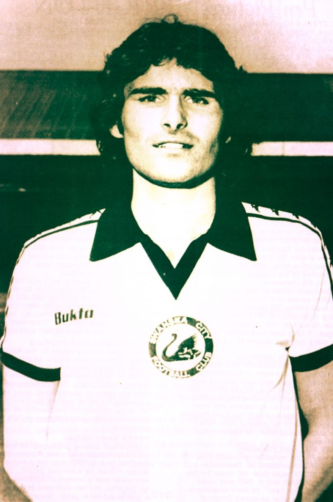 Mick Conway - Swansea City