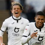 Rhian Brewster - Swansea City v Wigan Athletic - Sky Bet Championship