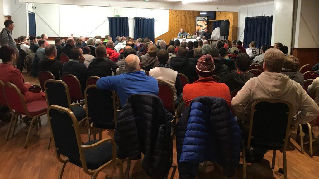 Fans Forum in Haverfordwest