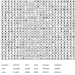 Swansea City Players 2010-2011 Word Search Puzzle