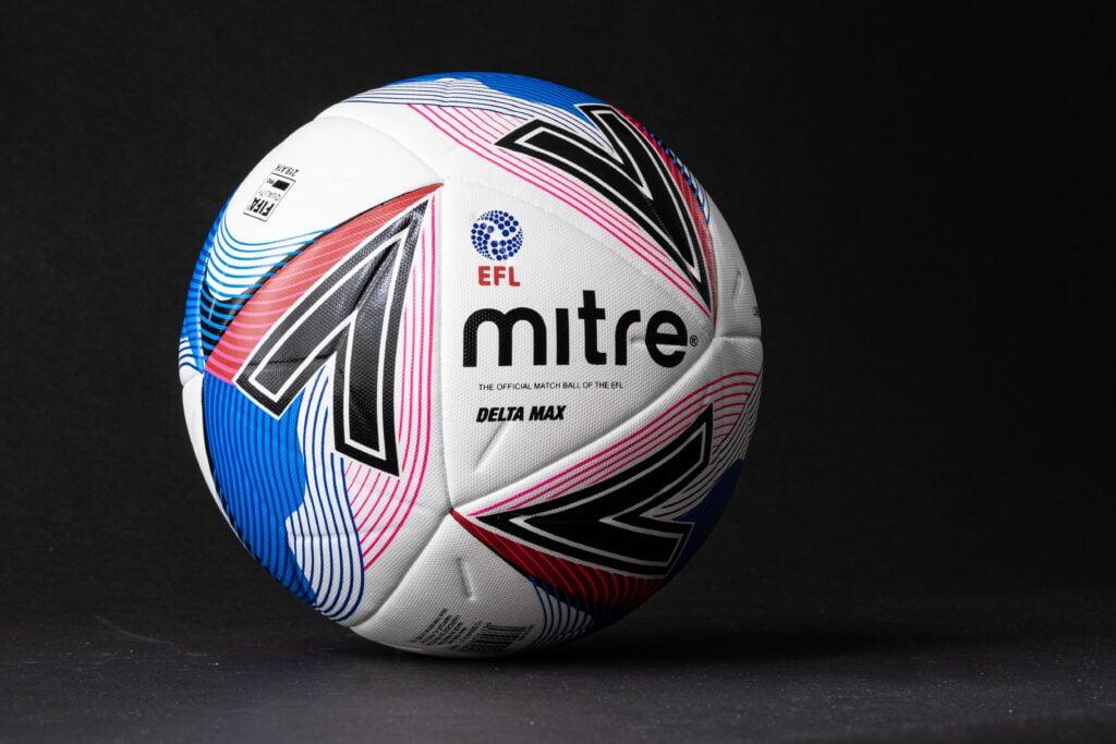 EFL reveal new ball for 2020/21 Championship season