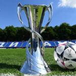UEFA Women's Champions League Trophy