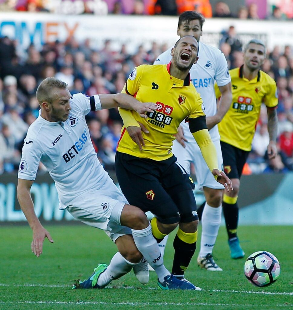 Swansea City v Watford Premier League