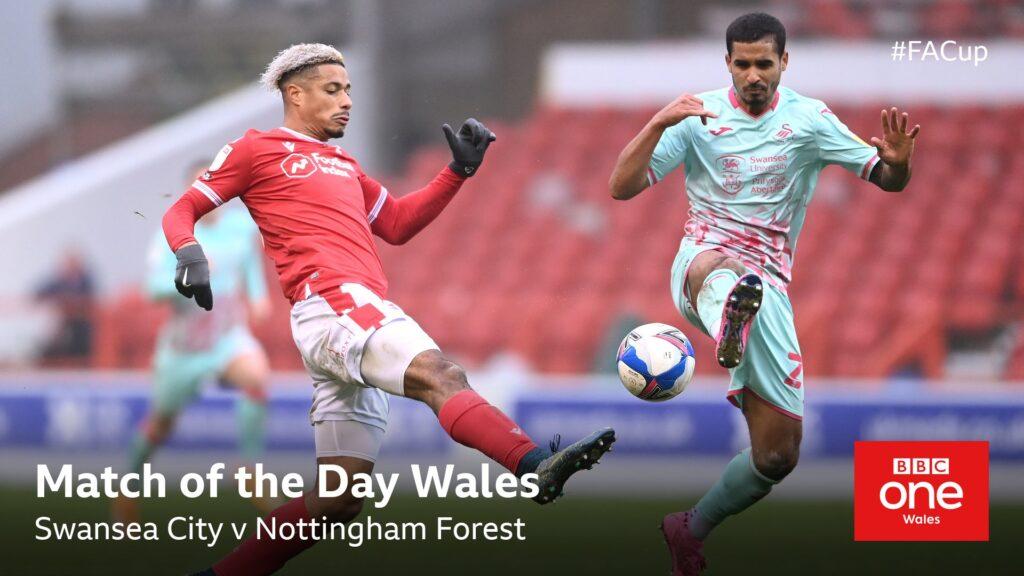 BBC Wales MotD Swans v Forest