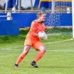 Claire Skinner Swansea City Ladies goalkeeper