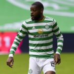Olivier Ntcham during his Celtic days