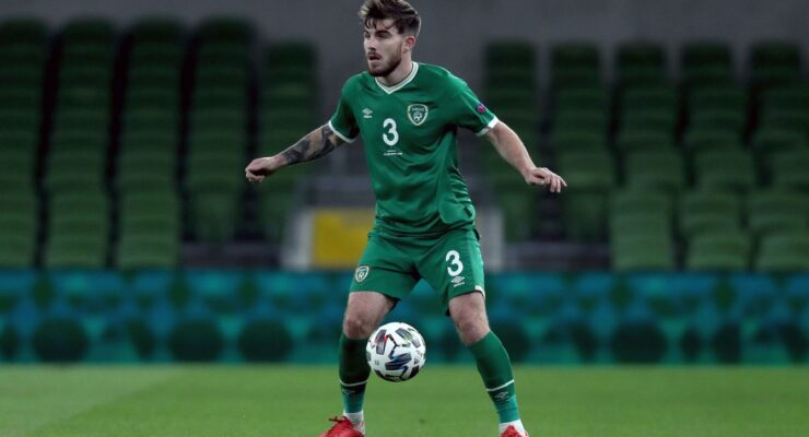 Ryan Manning - Ireland